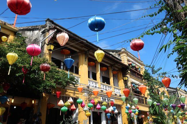 思いがけず長い9連休となった年末年始。急きょ一月前に行けるところを探し始めました。年末からの日程はほぼ埋まっており、年始発ならなんとかi行けそう。日数的にアジアかなと、タイかベトナムで迷って、今回はホイアンへ行くことにしました。