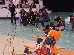 キエー!示現流は迫力満点(^O^)~第42回日本古武道演武大会