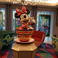 ディズニーランドホテルでもお値打ちなホテルがあった。