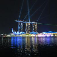 シンガポール@2019 Day 3(アドベンチャーコーブ・マーライオン公園(SPECTRA)・ラオパサフェスティバルマーケット)