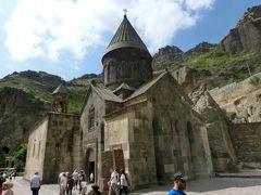 2018年夏ジョージア・アルメニアの旅4 アルメニア一人旅その2