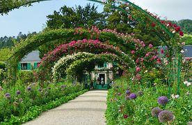 フランス・ドライブ 3,236km - #28 : ジヴェルニー、モネ 2つの庭園