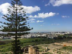 2019初旅はチュニジアに行ってきました part1