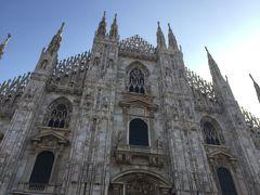 イタリア周遊ツアー2日目~ミラノ、ヴェローナ