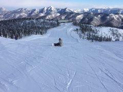 毎年恒例の志賀高原スキー場へ