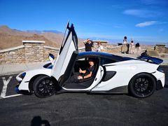 米国でハイパーカーを運転する3 McLaren 600LT Competition