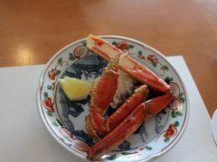 梅田で蟹、そして飲み歩き