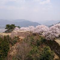 竹田城ちょこっと旅 日本100名城巡りの巻