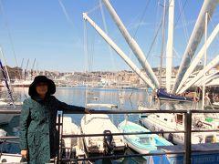 MSC 西地中海クルーズ③ジェノバ