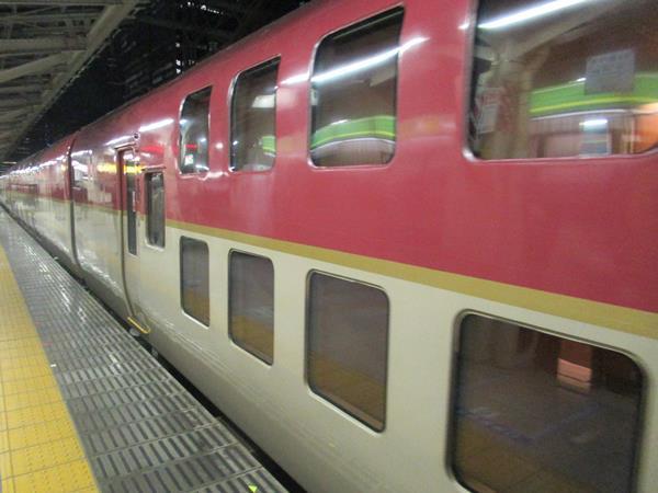 乗り物ばっかり四国旅(1)寝台特急サンライズ瀬戸で旅立ち