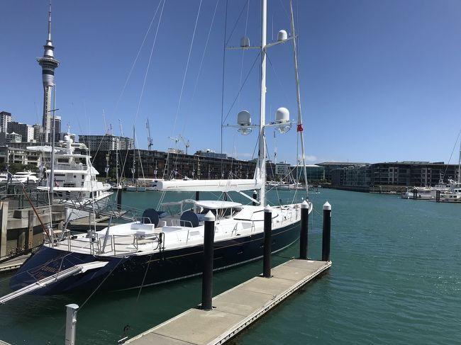 ニュージーランド旅行の最終日、昼過ぎにクイーンズタウンから到着し市内をぶらっと一回り。<br />グルメにショッピングに街歩きと、ぎゅっと凝縮した1日。