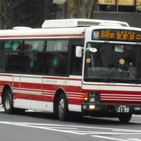 2019年 2月下旬 都内の僅少路線バスに乗車�