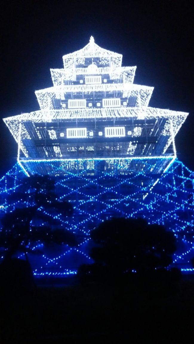 JRのフルムーンパスを利用して、九州をぐるりと駆け足で回ってきました。<br /><br /> 博多で所用を済ませた後、生まれて初めて大分(2泊)→宮崎(1泊)→鹿児島(2泊)の3県を訪れました。<br /><br /> 今回の旅行記は、大分駅、大分銀行、府内城の様子を紹介したいと思います。