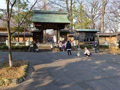ちょっと寒い2月の九品仏浄真寺散歩