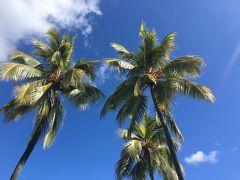 久しぶりにハワイ!寒さから逃れノンビリとまったりと。大人だけのハワイもいいな。
