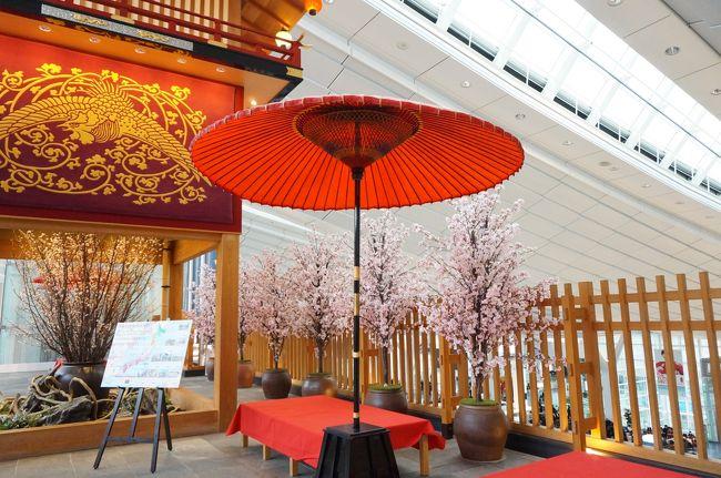 2月の鹿児島への旅行の際乗り継いだ羽田空港でお土産をゲット<br />hitoshinayaや江戸小路へも( &#729;&#3877;&#729; )<br />鹿児島では空港と中央駅での購入