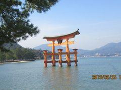 世界遺産:秋の宮島・厳島神社