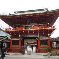 早春の東京・神田の街歩き