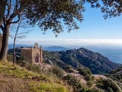 '18-'19 スペイン08 : カタルーニャの聖地モンセラットでなんちゃってハイキングを途中で挫折する
