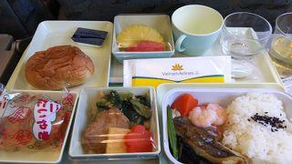 名古屋からベトナム航空にてホーチミンへ 1