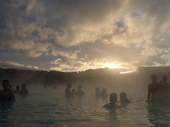 アイスランド(3)ほろ酔い北限温泉/ブルーラグーン