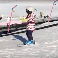 白樺湖池の平ホテル 子連れ初スキー