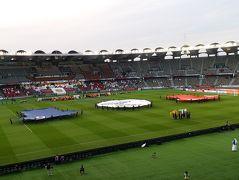 エミレーツで行くアジアカップ2019【その2】さっそくアブダビで1試合目を観戦
