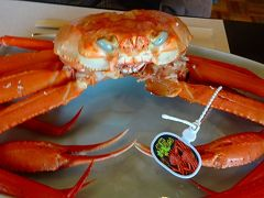 城崎で食す!冬の味覚カニ食べ比べ日帰りツアー(03) 奥城崎シーサイドホテルで昼食と入浴。