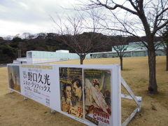 横須賀美術館で野口久光 シネマグラフィックス鑑賞