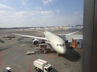 ヨルダン� エティハド空港で往復