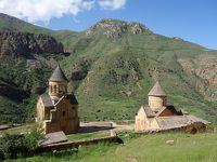 エジプト・南西アジア7カ国 女一人旅 83日間 アルメニア編