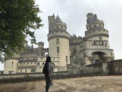 フランスでドライブ旅行2018 【21】ピエールフォン城から、ウサギの館へ-お城編