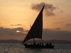 風に吹かれて スワヒリ・コースト ダウ船の旅 ①出発編 ケニア・ラム島への途