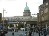 ダブリン市街をバスでぶらり(1808)