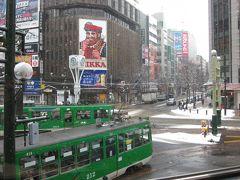 19 暖冬の北海道 札幌のレトロな穴場スポットにまったり ぶらぶら歩き旅ー1