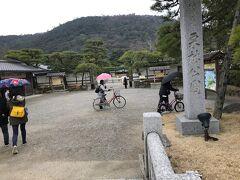 高松の栗林公園と高松城