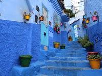 魅惑の迷宮 モロッコ12日間 �青いシャウエン、白いテトゥアン