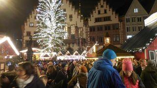 冬のメルヘン ドイツ、東フランスを巡る 28(ドイツ編) 12日目④ フランクフルト