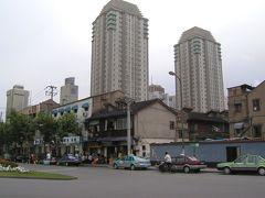 2006夏 中国江南旅行記 8.上海
