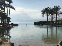 ☆めちゃ癒された死海リゾートホテルとお決まり死海体験☆