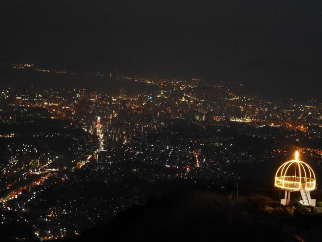 夜は皿倉山で夜景を見るので午後から八幡周辺の歴史的建造物や博物館を見て回りました。