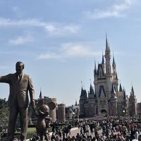 リベンジなるか❣❓2回目の東京ディズニーランド