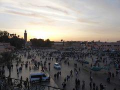 ツアー参加でモロッコを周遊5 マラケシュ