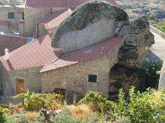 ポルトガル。ユーラシア大陸最西端、未知の国。岩と共存する村、モンサント編③