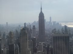 2019 真冬のニューヨークへ行ってきました1~出発編、ロックフェラーセンター~