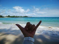SCOOTで行くハワイ4泊6日!バースデーダイビングで23本目!