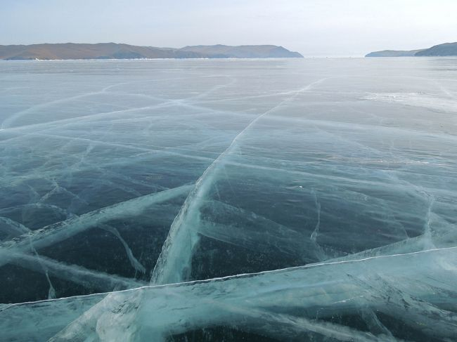 シベリアで青い氷を見る旅 #2【バイカル湖前編】