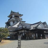 愛媛&高知の百名城の旅6日目(高知城)