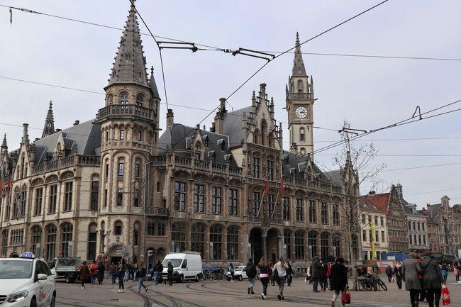 もう一度行きたい!ときめきのベルギーvol.2☆中世の重々しい街に若者が活気づく街ゲント☆
