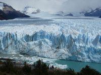 パタゴニア(アルゼンチン)9日間の旅(3)早朝フィッツロイ鑑賞後、ペリトモレノ氷河へ